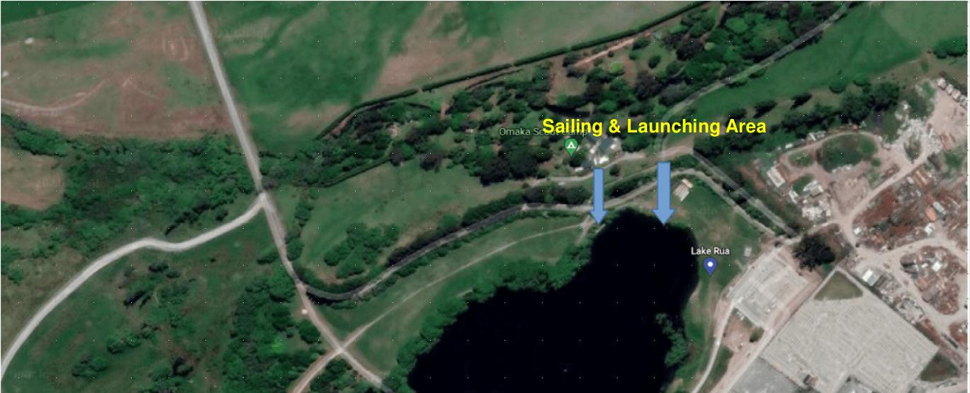 sailing launching area